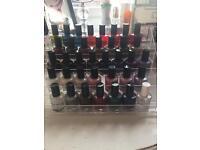 Sinful nail polishes