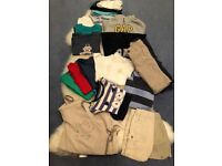 Bundle of Boys Baby Clothes age 3 to 9 months, 21 items, Excellent condition and value.