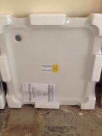 Aqualine 760 pivot shower x2