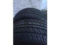 Tyres 215/35/18
