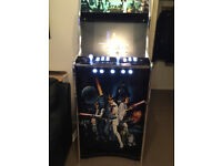 Star Wars Fullsize Arcade Machine