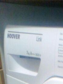 Nealy brand new washing machine hoover
