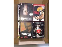 Black Friday Only: DVD Collection Clear out with over 90 DVDs