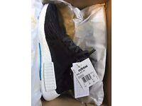 Adidas NMD_XR1 UK 8 (£119.95) – Utility Black & Bright Blue, dead stock! First generation XR1