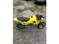 50cc Mini Moto Dirt Bike