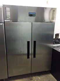 Double Door Polar Fridge EU503 Catering equipment