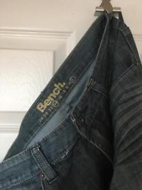 Bench Blue Denim Jeans