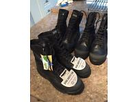 Magnum breathable safety boots RRP £69.99 size 10