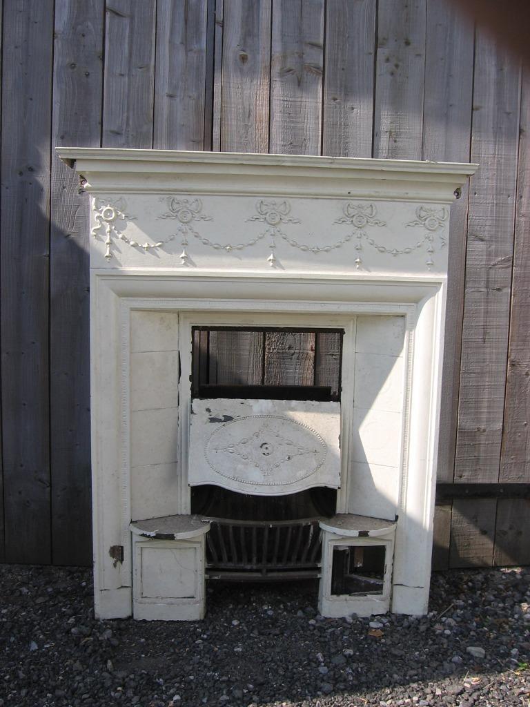 Cast Iron Fireplace Surround In Kingsbridge Devon Gumtree