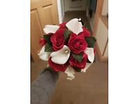 Bridal/bridesmaid bouquets