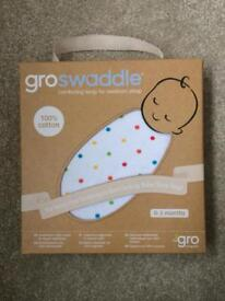Baby Gro Swaddle 0-3 months