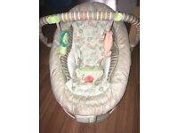 Comfort&harmony bouncer for sale