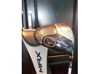 Cobra Max Driver - Mens right hand, 10.5 loft, regular flex graphite shaft, **Head cover included**