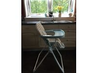 High Chair for Baby as new