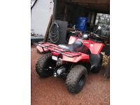 SUZUKI 400 KING QUAD