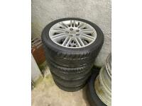 Toyota Auris motorsport Alloy wheels