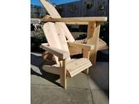 Mini Adirondack Chair