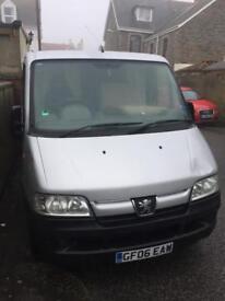 Peugeot Boxer SWB 2.0HDI Van