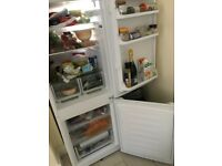Fridge & freezer - almost brand new