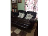 Two and Three Seater Reclining Sofas