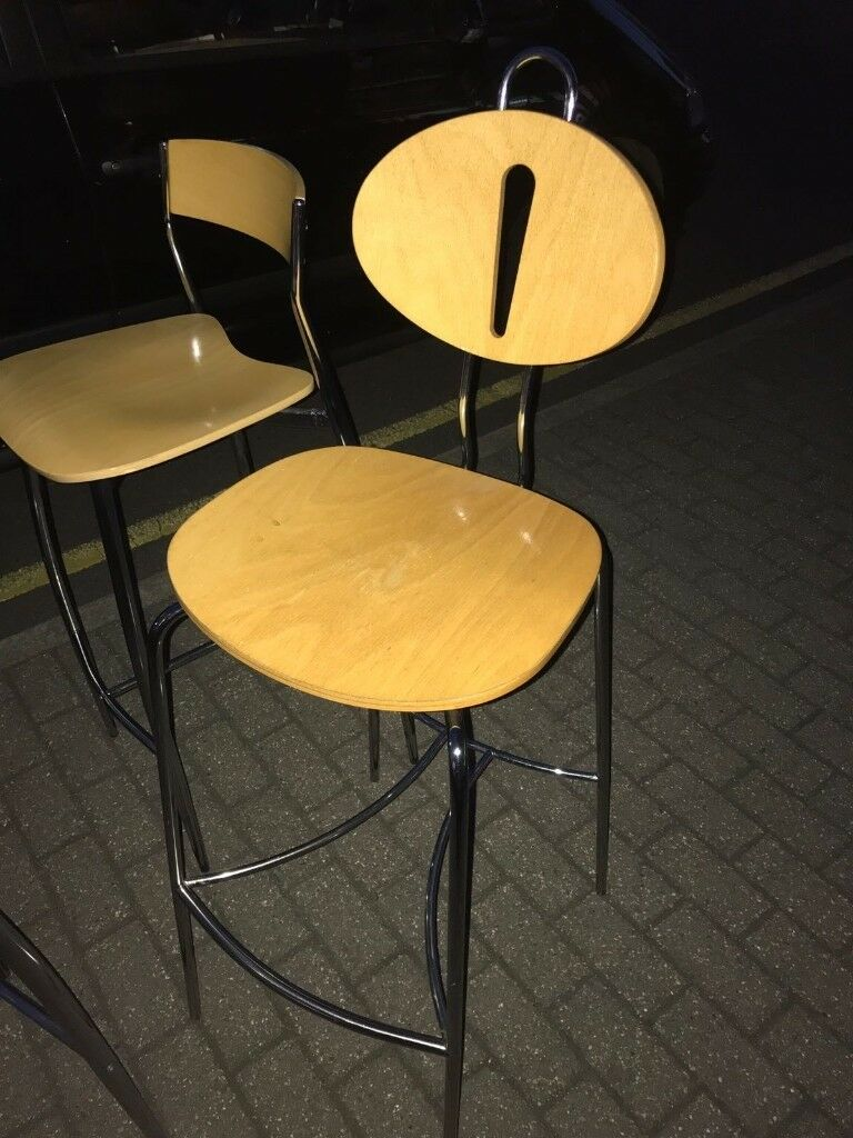 Breakfast Bar Stool High Chair