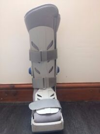 Large Airstep fracture recovery boot