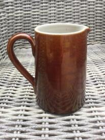 Vintage Denby jug nice condition