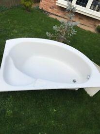 White Bathroom suite