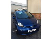 Toyota Aygo 2007 Petrol, excellent condition
