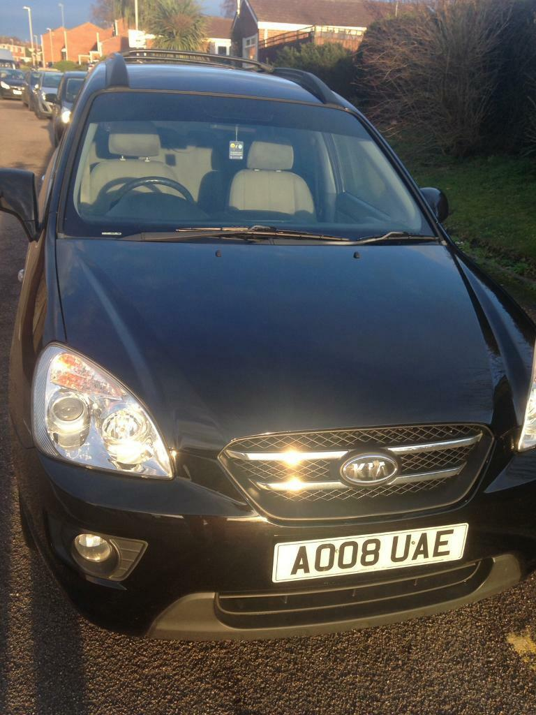 7 Seater Kia Carens 2008 In Poole Dorset Gumtree