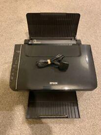 Epson Stylus SX115 All-in-One printer/scanner/copier