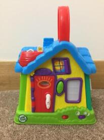 Baby toy leap frog discovery house