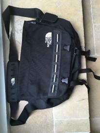 North face satchel style bag