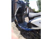 good condition moped