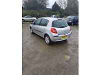 2006 Renault clio 1.4 New timing belt,clutch, 12 months test and full service