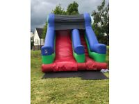 Large Airquee slide bouncy castle