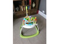 Fisher Price Rainforest Friends SpaceSaver Jumperoo: £40