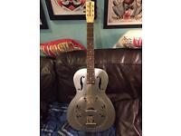 Gretsch honeydipper resonator acoustic guitar