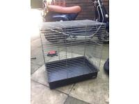 Large size parrot or bird cage