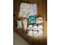 Tots Bots cloth nappies - complete pack