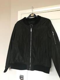 Woman's bomber jacket