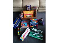 BUNDLE OF BOARD GAMES ALL BRAND NEW UNUSED Rubiks cube ALL £5 EACH