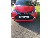 248 miles only. Toyota Aygo to clear