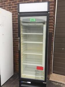 Master Built BGR-14 Bottom Mounted Glass Door Refrigerator