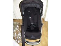 Quinny Buzz Pushchair Seat Unit only (black)