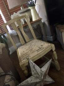 Lovely feature chair
