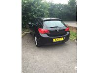 Vauxhall Astra 1.6 Petrol Automatic 5dr Low Mileage