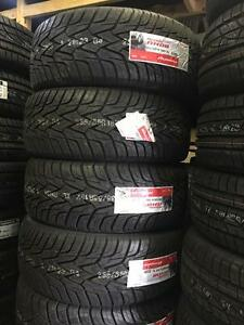 Four Brand New 255 / 55 R18 Hankook Aurora RH08 Tires -- MADE IN KOREA -- CLEARANCE