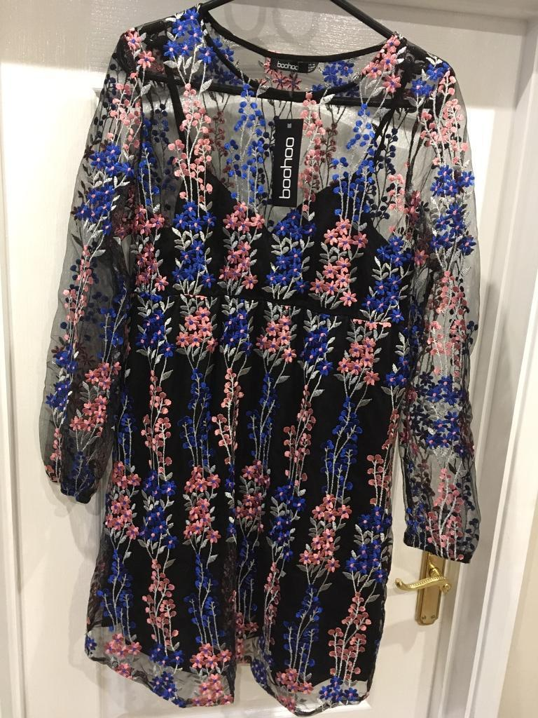 599fa85cb1d6b Brand new size 14 Boohoo Maternity Dresd | in Whitchurch, Cardiff ...