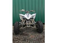 Yamaha yfz 450 ROAD LEGAL plg not raptor ktm quad ltr banshee